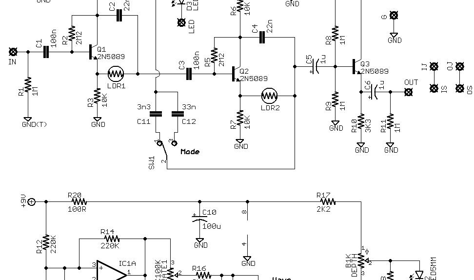 DuoVibe Phaser Vibrato