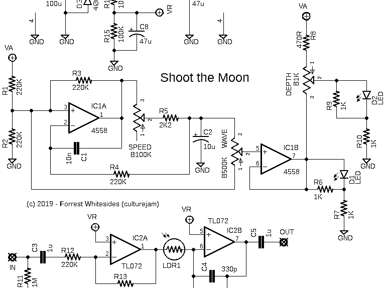 Shoot the Moon Tremolo
