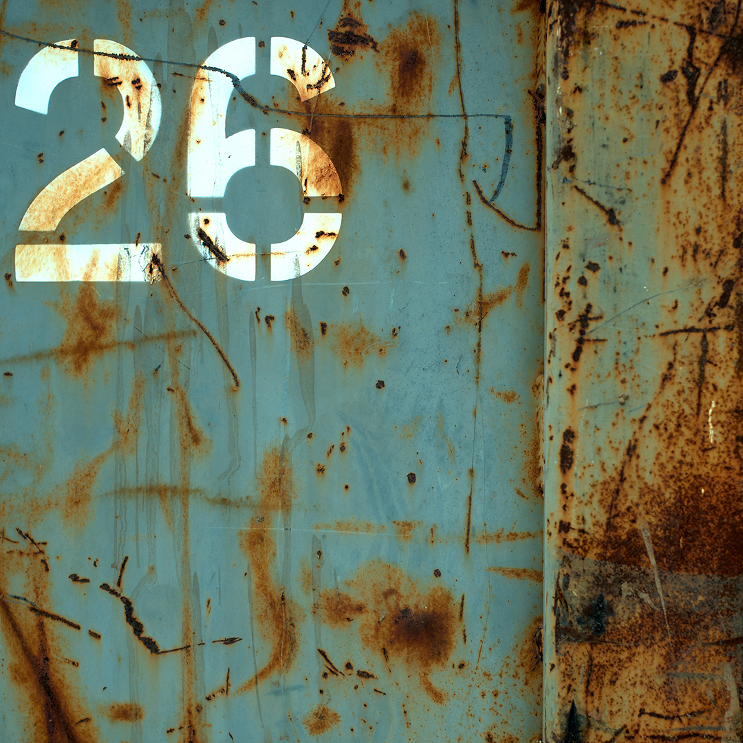 Dumpster 26